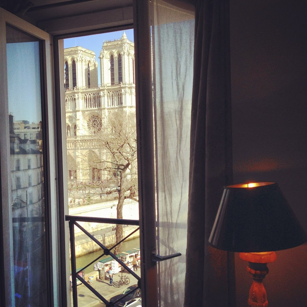 Hotel le notre dame paris a hotel review land of marvels for Hotel design 75005