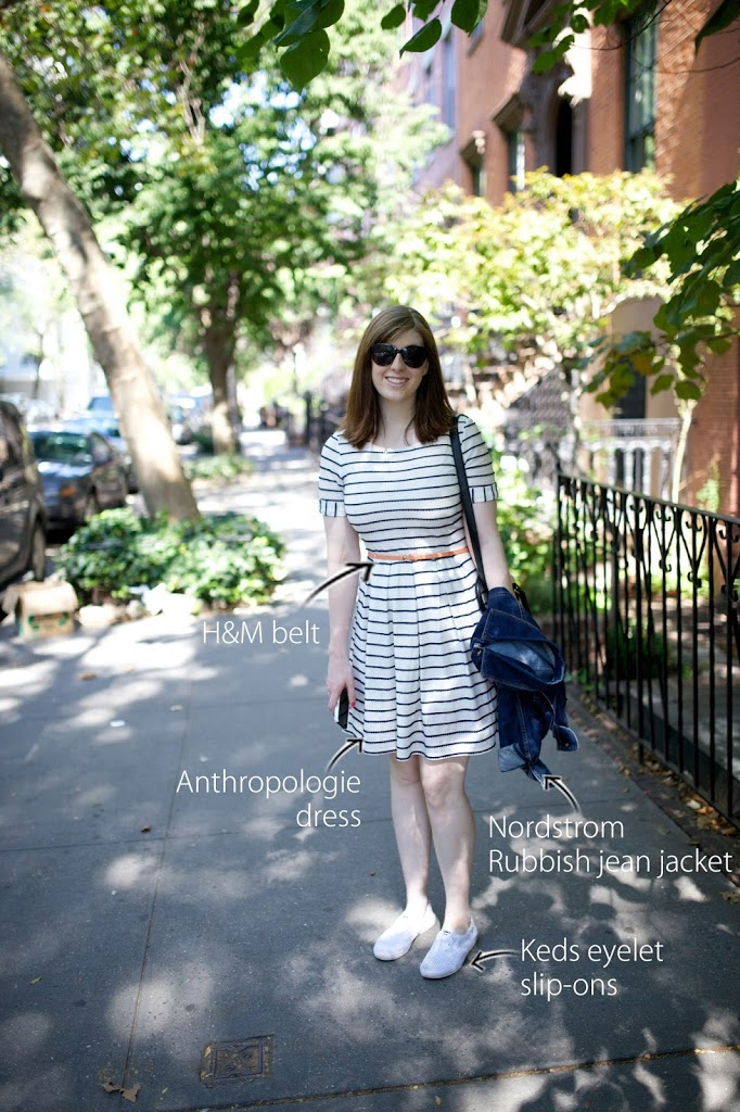 travel outfit for New York City in Summer