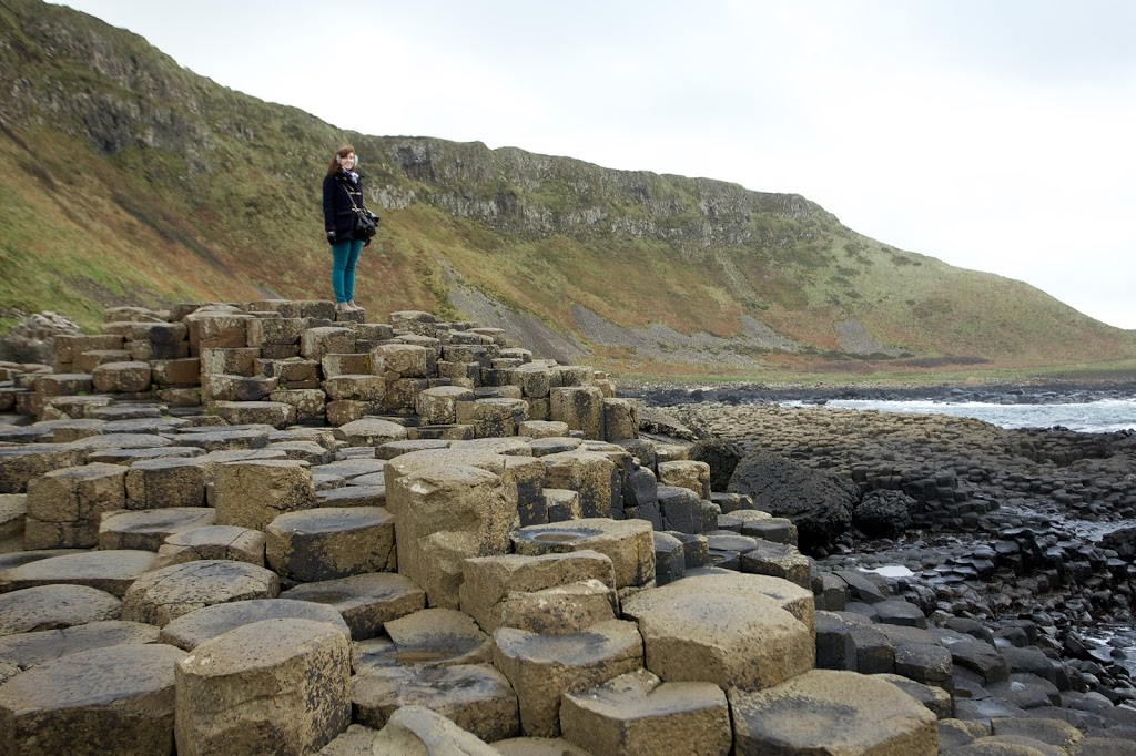 travel outfit for Giants Causeway Ireland