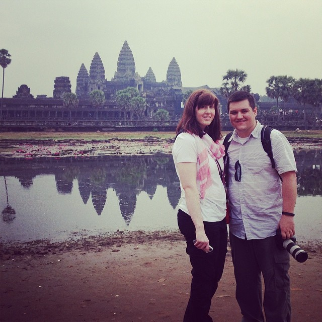 travel outfit Angkor Wat