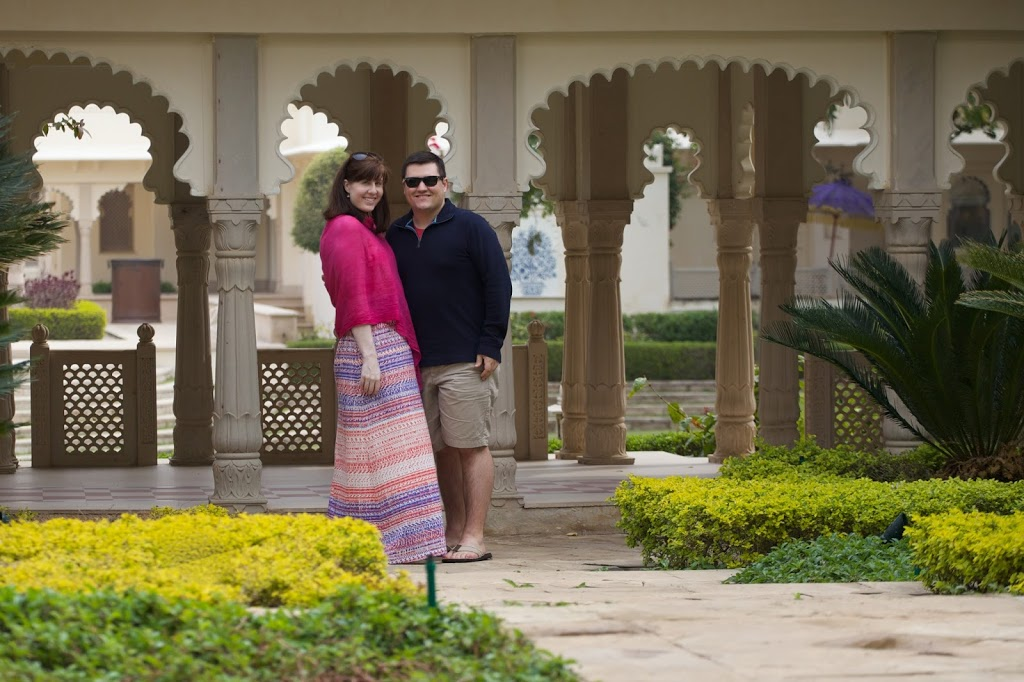 Exploring Udaipur at the Oberoi Udaivilas