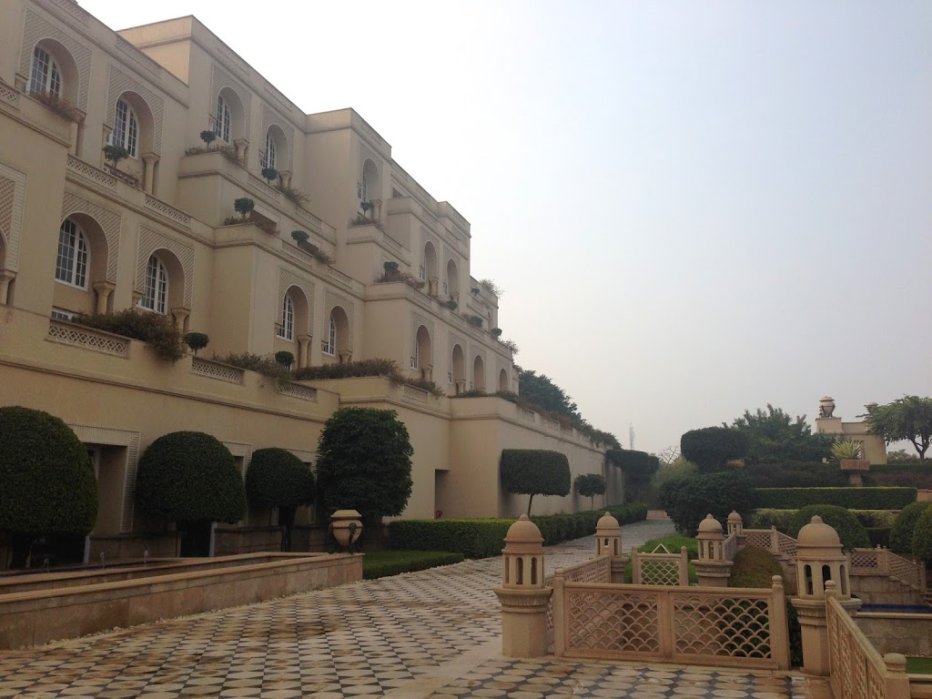 oberoi amarvilas in agra