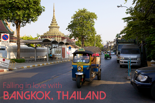 A Surprise Love Affair with Bangkok