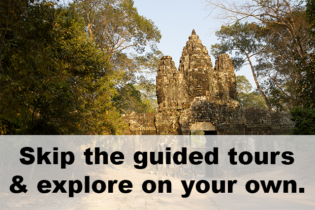 tips for Siem Reap