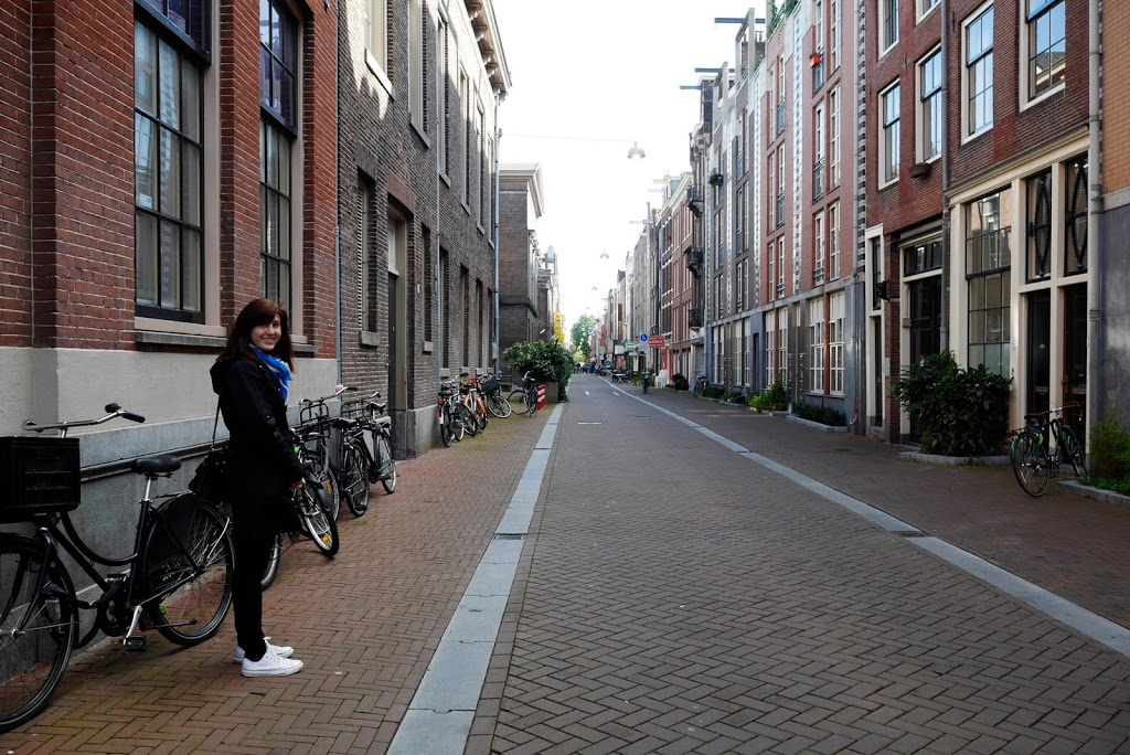 Cruising the Canals in Amsterdam