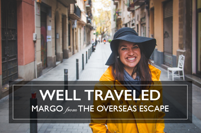 Margo_overseas escape