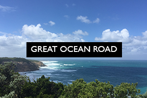 Great Ocean Road travel