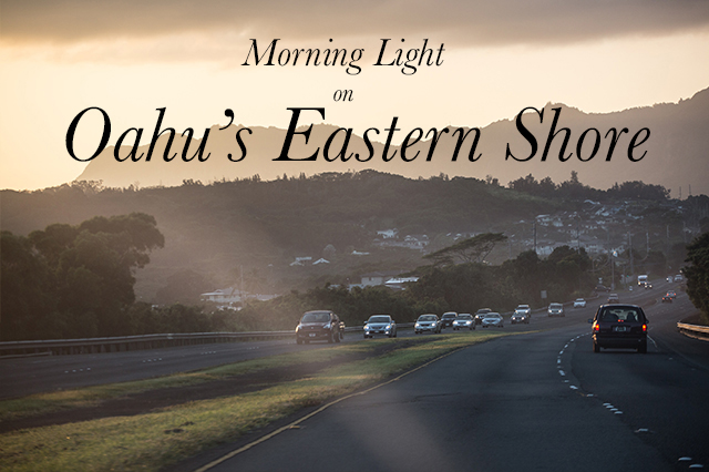 morning_light_Oahu_Eastern_Shore