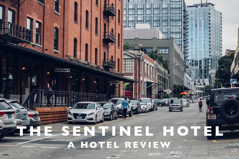 sentinel hotel portland review