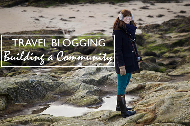 travel blogging 2 - community