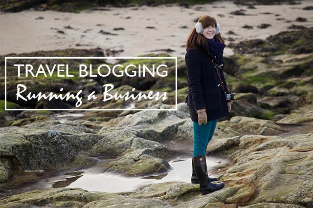 travel blogging 4 - business