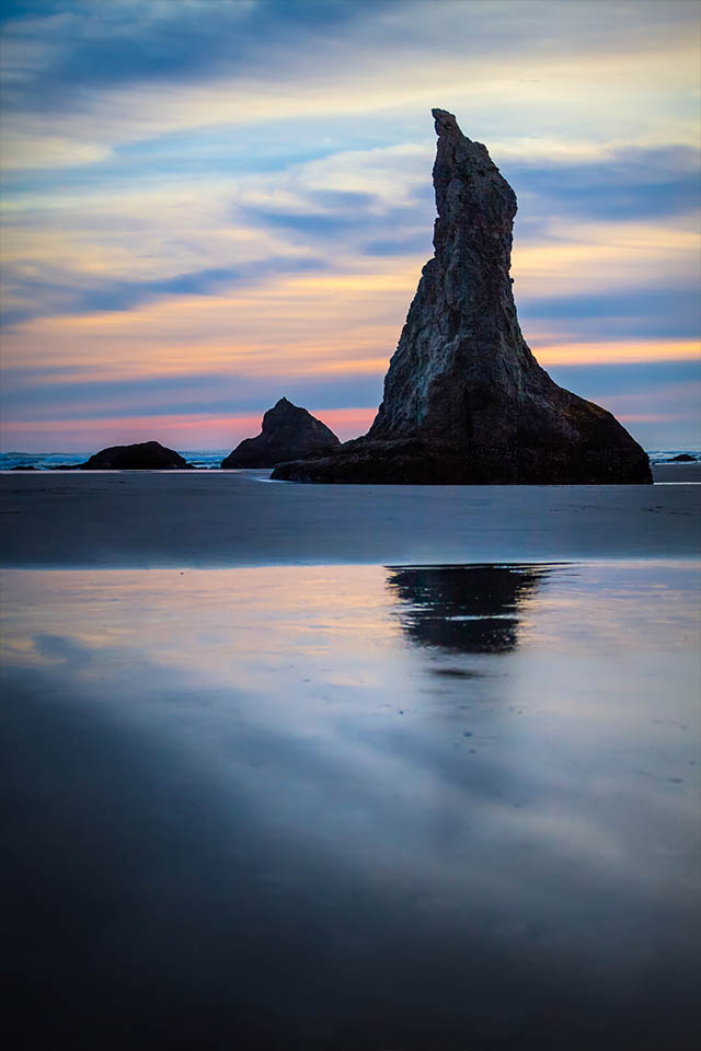 Wizards_Hat_Rock_Bandon_sunset