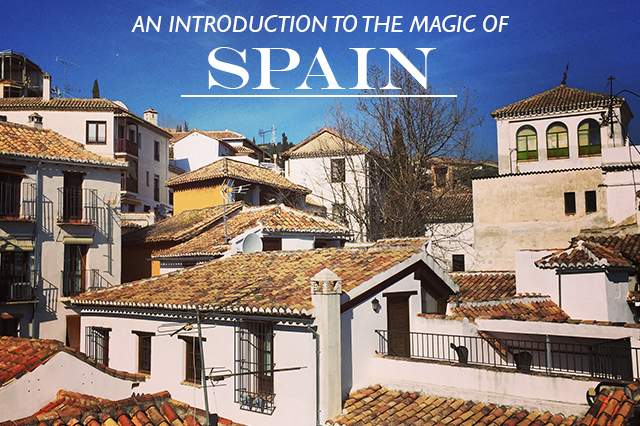 magic of Spain