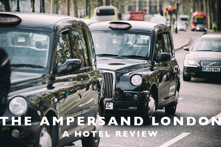 ampersand hotel boutique hotel London