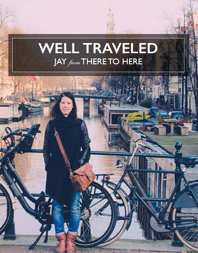 well traveled_Jay