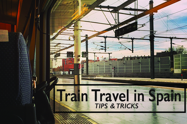 TRAIN TRAVEL TITLE
