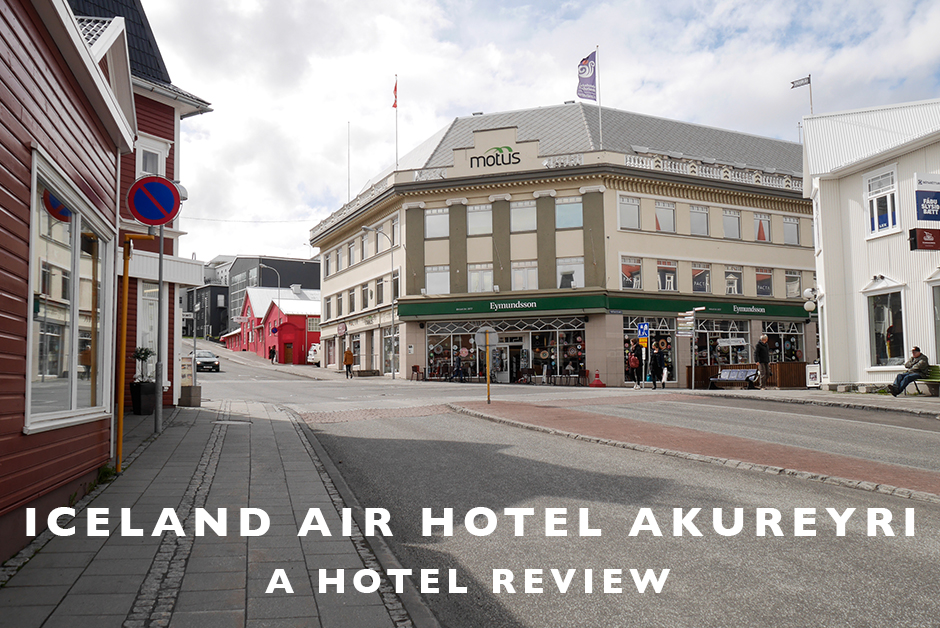 iceland air hotel akureyri hotel review northern Iceland