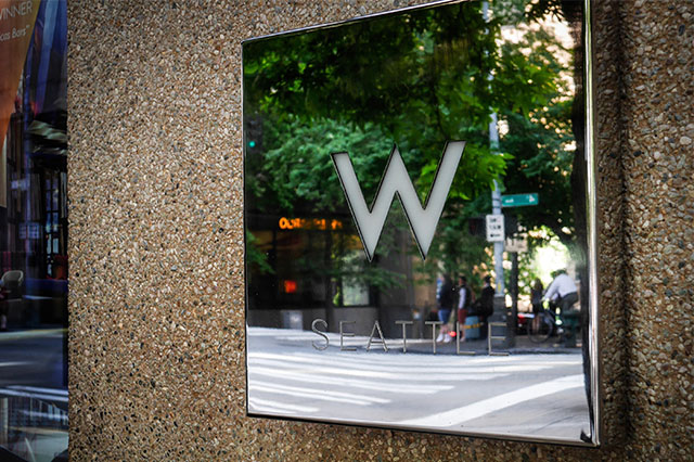 W Seattle hotel review