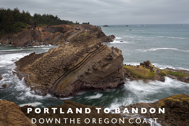 road trip Portland to bandon