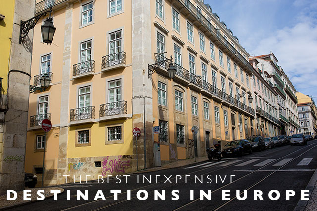 best inexpensive destinations in europe