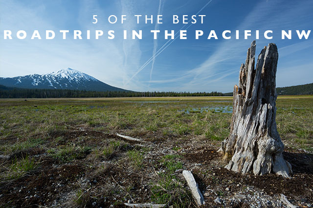 best roadtrips in pacific nw
