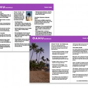 Oahu guide preview