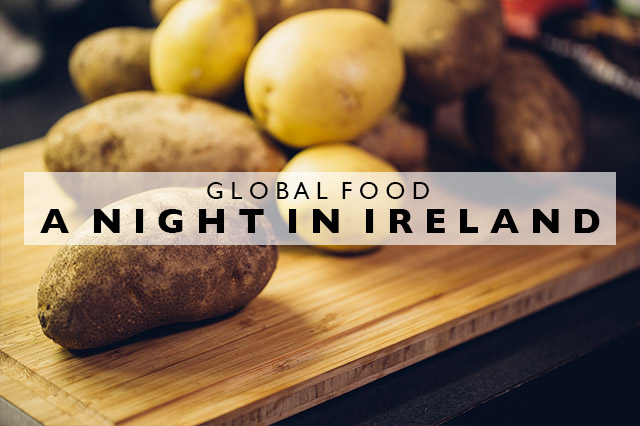 a night in ireland