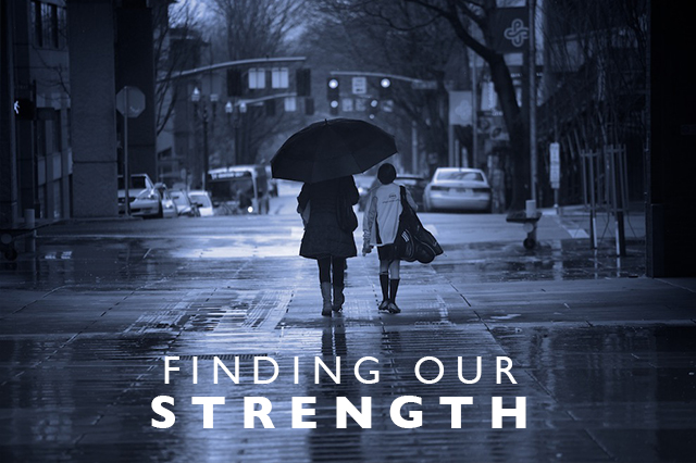 finding our strength
