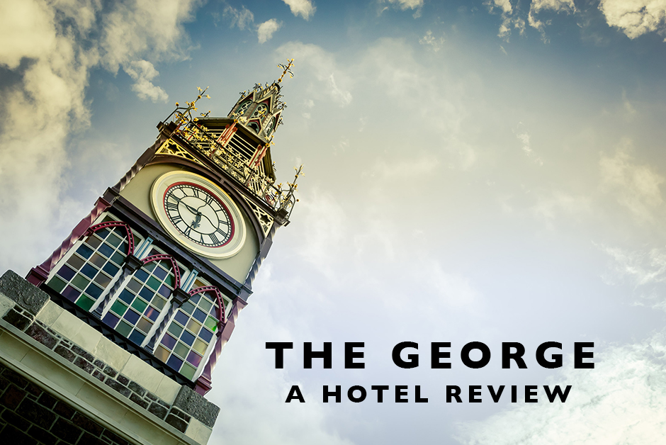 the George Christchurch New Zealand