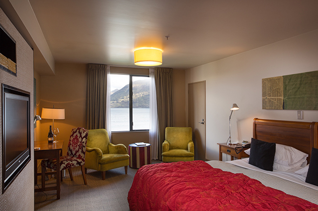 hotel st. moritz Queenstown New Zealand