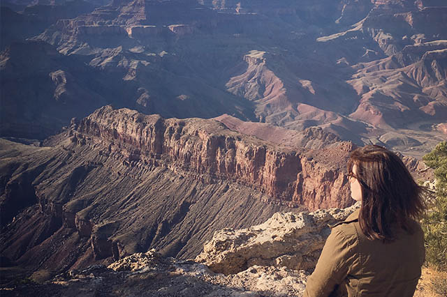 beauty of the Grand Canyon
