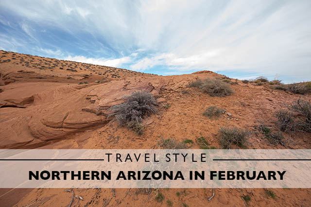 travel style for arizona