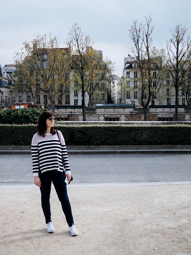 outfit for Paris in Spring