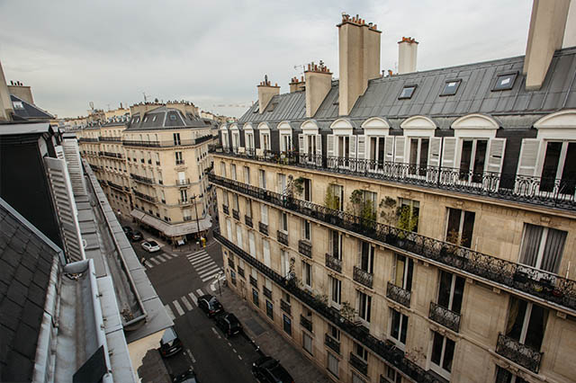 hotel le marianne paris hotel review view