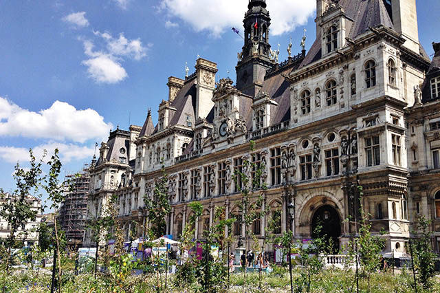 Hotel de Ville  lesser known things to do in Paris