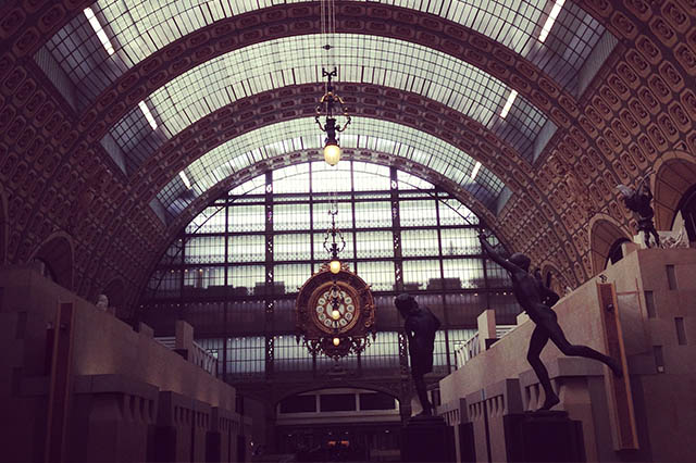 Musee d'Orsay top things to do in Paris