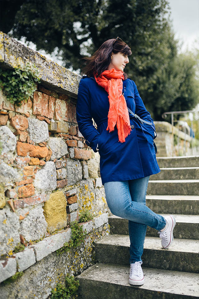exploring montepulciano outfit for Italy
