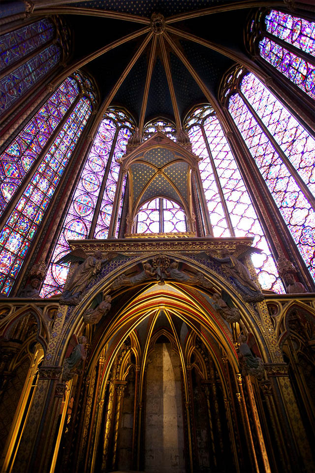 St Chapelle top things to do in Paris
