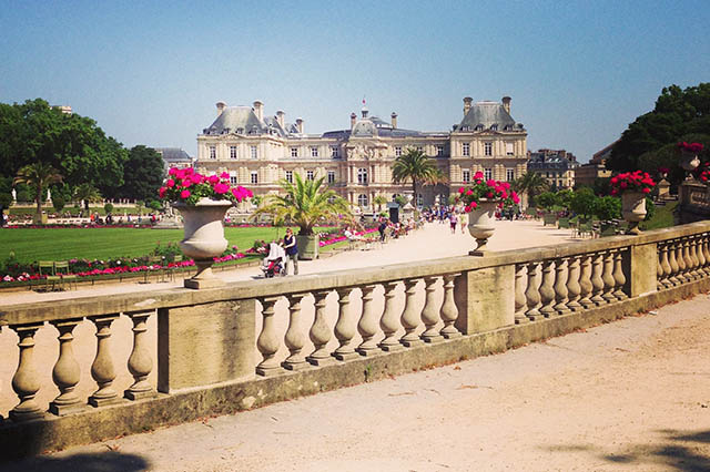 jardin du Luxembourg top things to do in Paris
