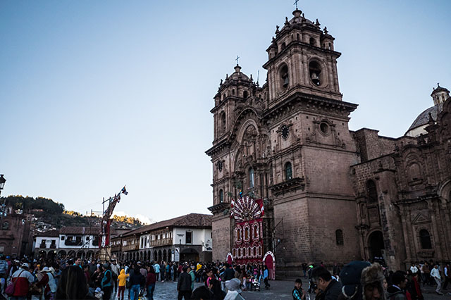 exploring cusco