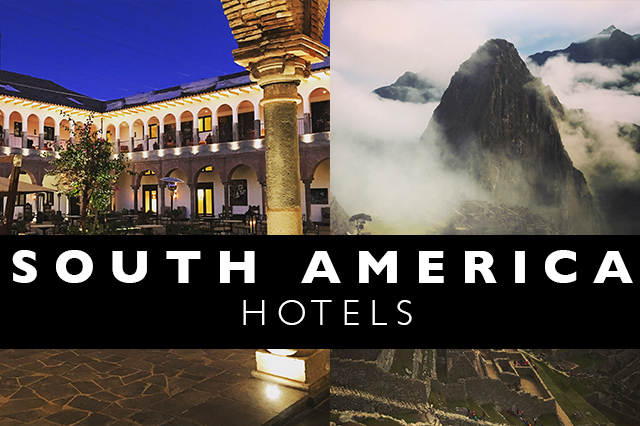 south america hotels
