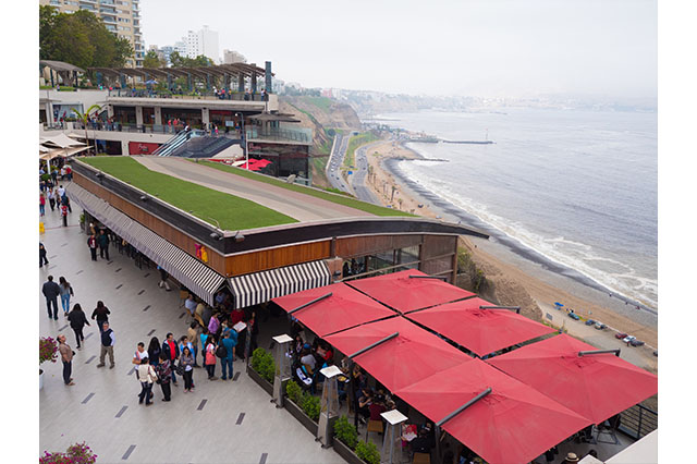an afternoon in Lima Peru