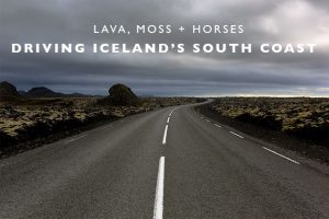 Lava, Moss + Horses : Driving Iceland's South Coast