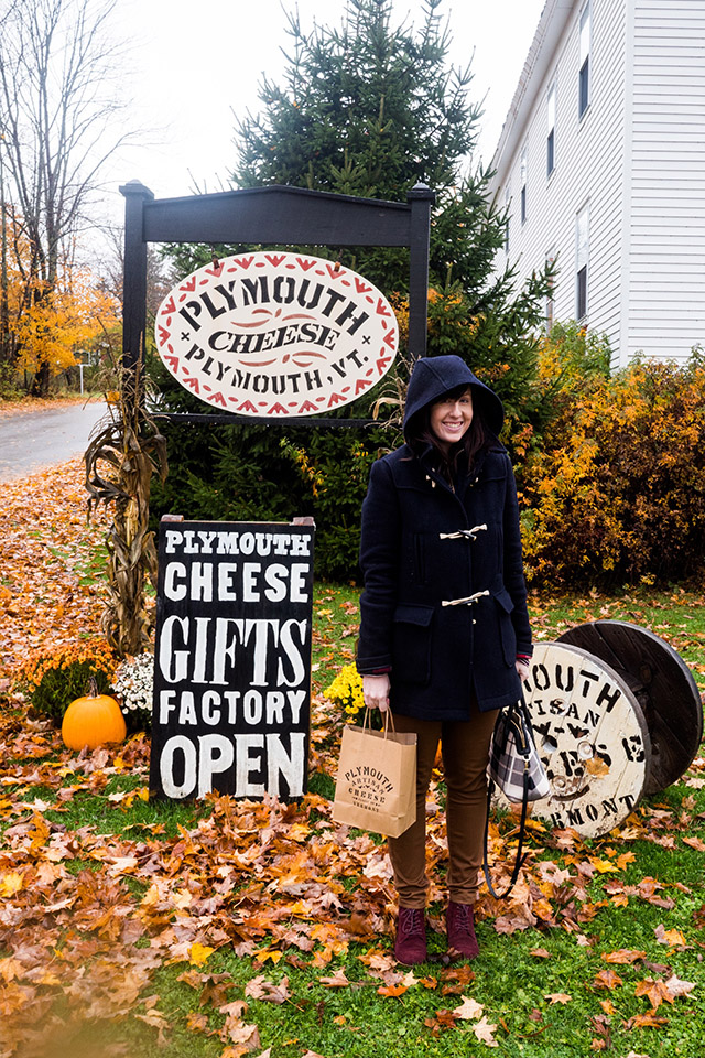 Plymouth Cheese Vermont