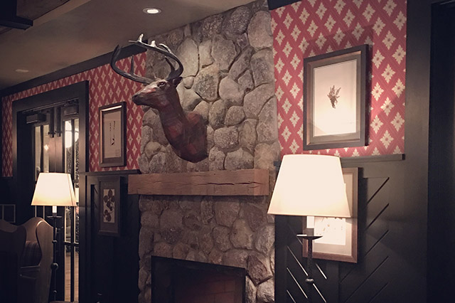taconic hotel Vermont restaurant review