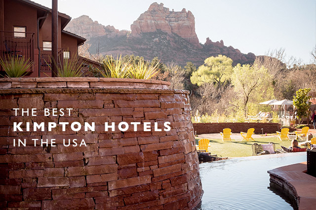 Best Kimpton Hotels in the USA