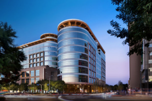 JW Marriott Beijing Central Hotel : A Hotel Review