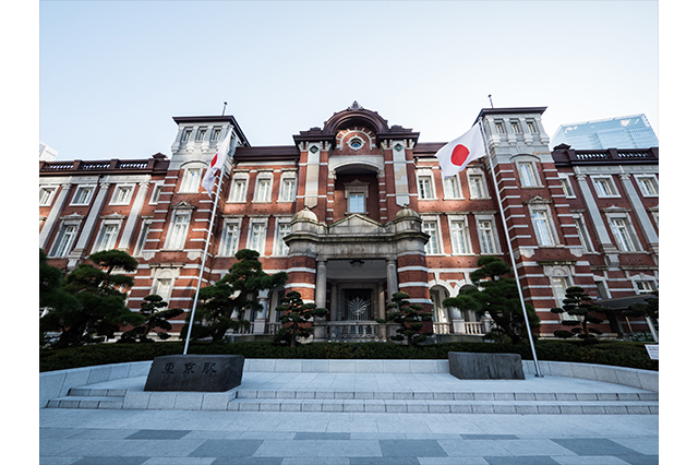 tokyo station hotel review Japan