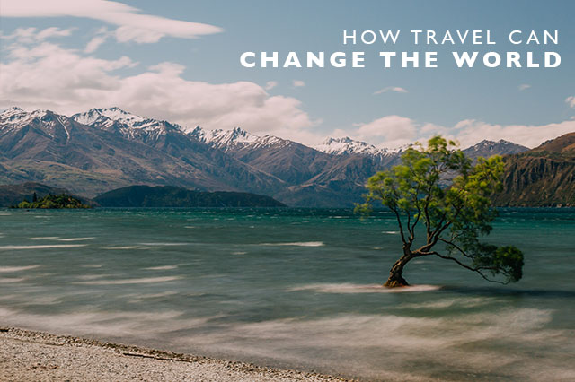 travel can change the world