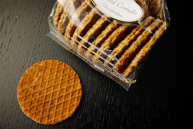 stroopwafels to eat in Amsterdam